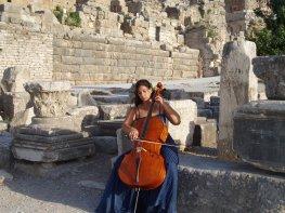 In Ephesus