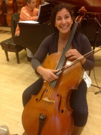 Recording The French Cello